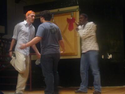 Peer Players Perform: Improv and Insight on Teenage Topics