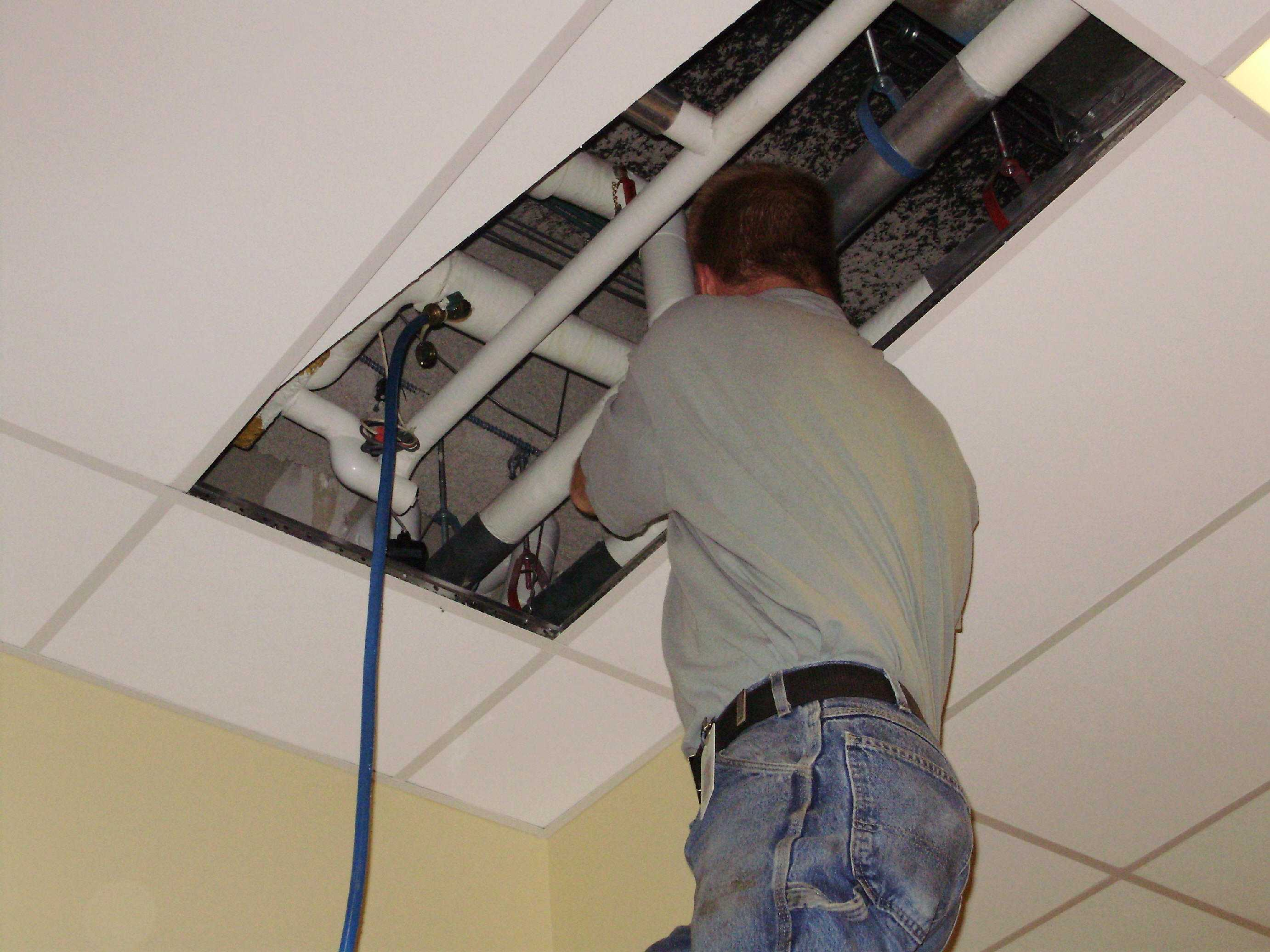 Continuing Problems With HVAC
