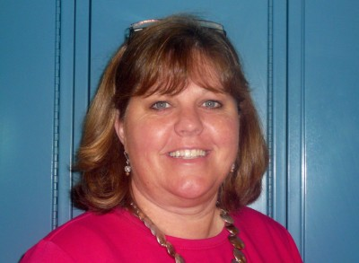 Patricia McQuone | Secretary Patricia McQuone, in the main office, can give out locker combinations and write late passes and early dismissal notes.