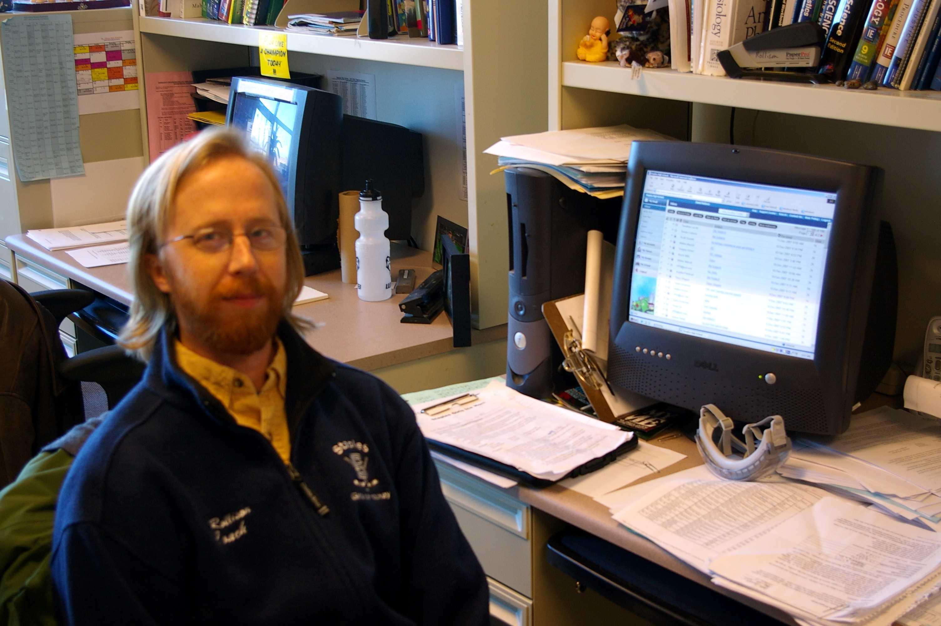 Coach's Corner: Dave Rollison