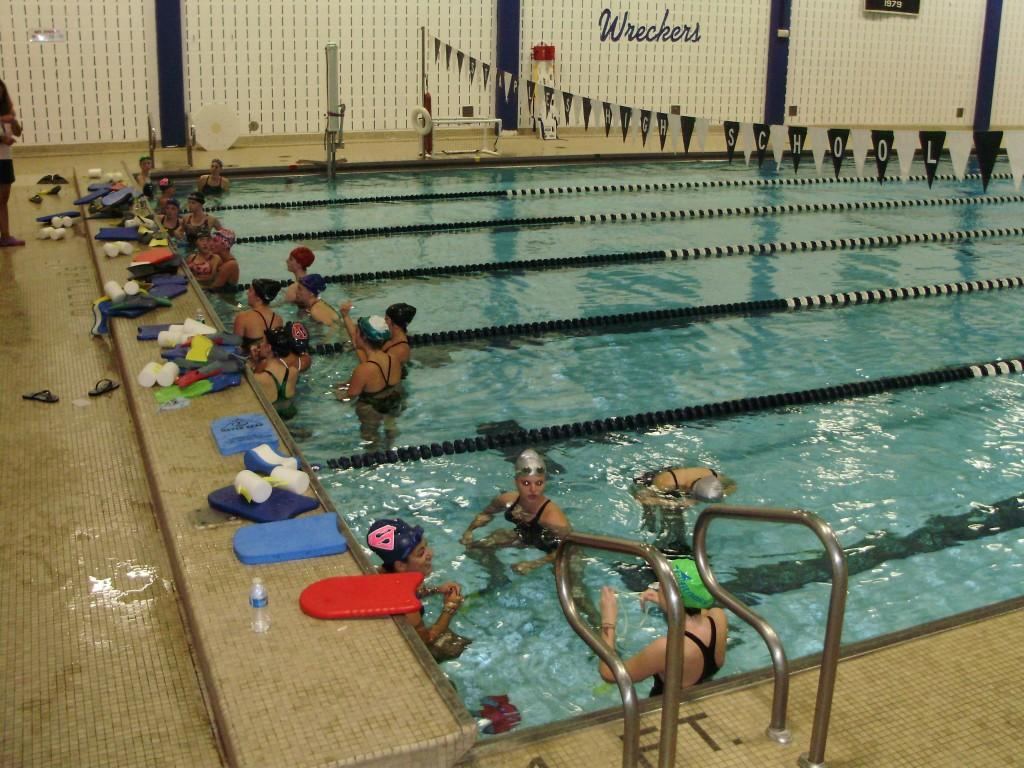 Staples Pool Chlorine Level Returns to Normal After a Recent Spike
