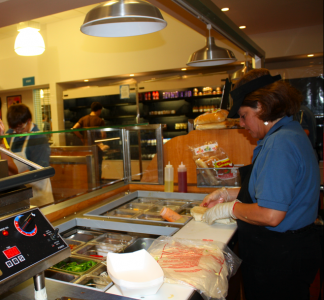 A Day in the Lives of Colleen, Linda and Anna: The Ladies Behind Our Sandwich Line Salvation