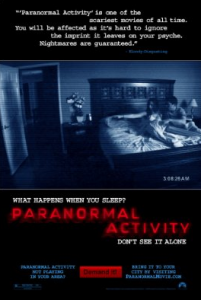 """Believe the Hype: """"Paranormal Activity"""" Delivers"""