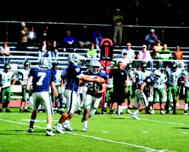 Undefeated New Offense Propels Wreckers To Top Of FCIAC