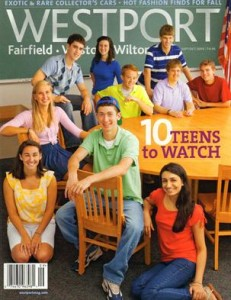 Students React to Westport Magazine's 'Teens to Watch'