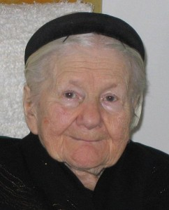Photo Courtesy of http://en.wikipedia.org/wiki/File:2005.02.13._Irena_Sendlerowa_Foto_Mariusz_Kubik_01_zoom.jpg