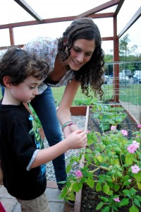 Community Garden Aims to Make School a Greener Place to Learn
