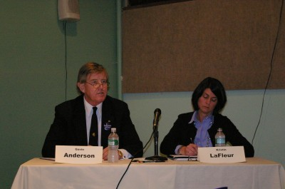 Gordon Joseloff, Gavin Anderson Face Off Before Elections