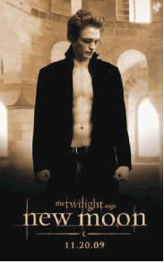 """A """"New Moon"""" Rises… """"Twilight"""" Sequel Arrives Nov. 20"""
