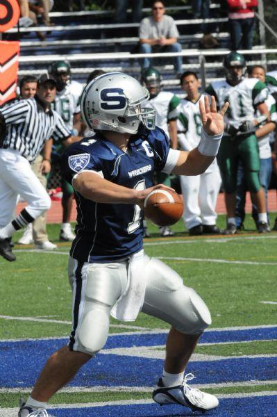 Football Looks to Win FCIACs Despite Loss of Pacilio