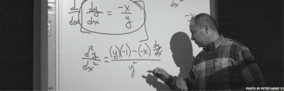 Math to the Future: How Does Technology Change the Equation?