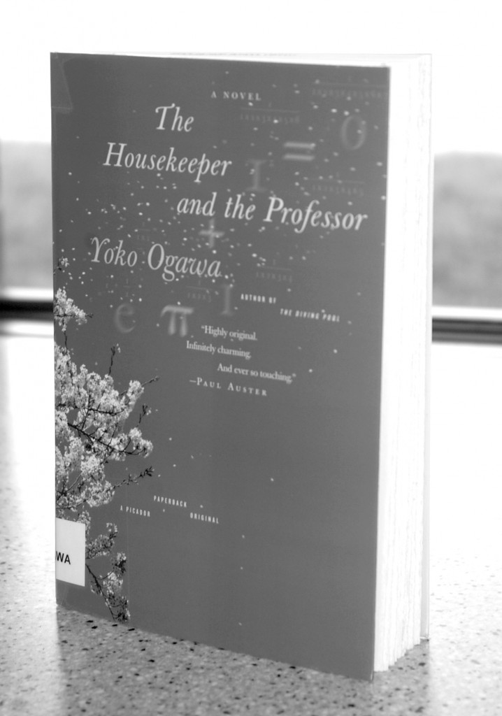 """'the Housekeeper and the Professor: Westport reads picks """"The Housekeeper and the Professor"""" for the entire town to enjoy reading all together. Photo By 