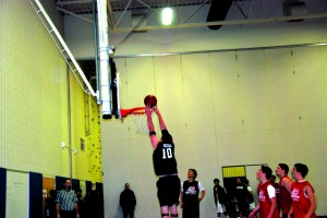 Many students opt to play rec basketball rather than for Staples.