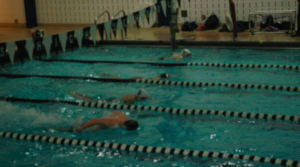 Weston Sinks Staples Swimmers