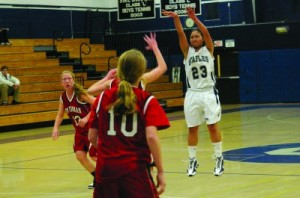 Girls' Varsity Basketball Exceeds Expectations