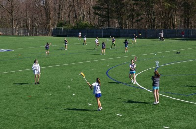 Girls Lacrosse Forced to Cut Due to Increased Interest