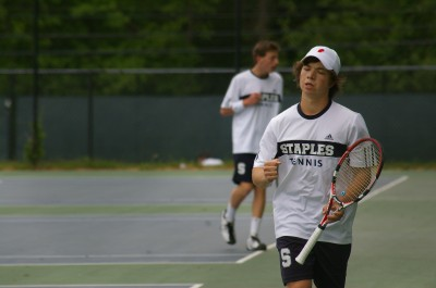 Staples Defeats New Canaan 5-2