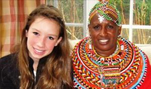 Teen Vital Voices Helps Women Around the World