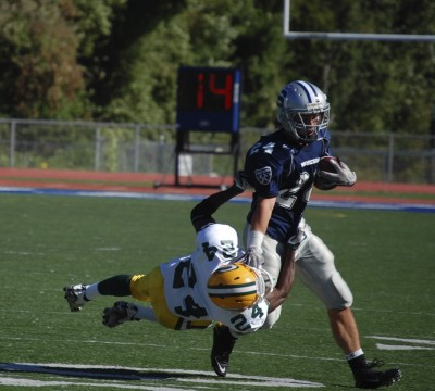 Wreckers Roll Past Trinity Catholic Crusaders to Kick off 2010 Campaign