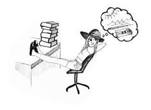 Late August Brings High Stress- Summer Assignments Take Over the Last Two Weeks of Summer