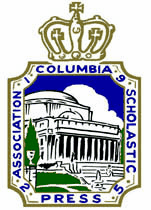 Logo of the Columbia Scholastic Press Association.