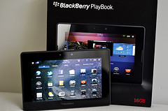 Blackbery Playbook Tablet Review and Photos