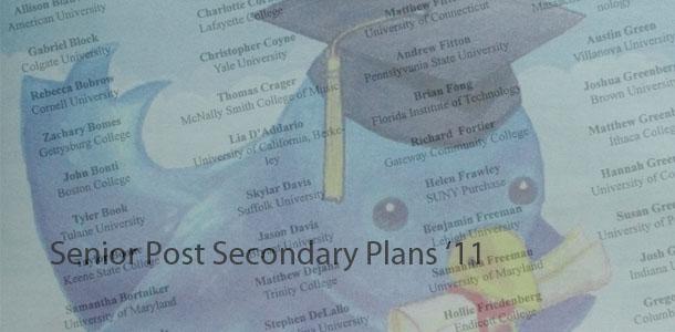 2011 Senior List