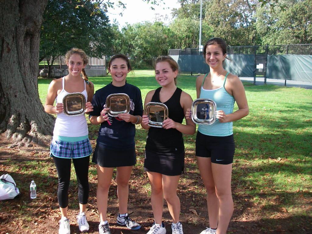 Grassroots Tennis Autumn Classis Tournament a Success