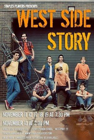 "Q&A with Kerry Long on the Release of ""West Side Story"" Poster"