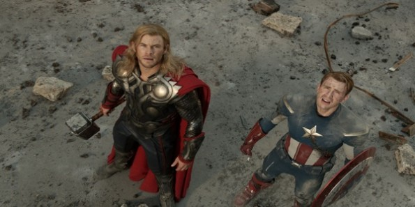 &#8220;The Avengers&#8221; Flies into Theaters