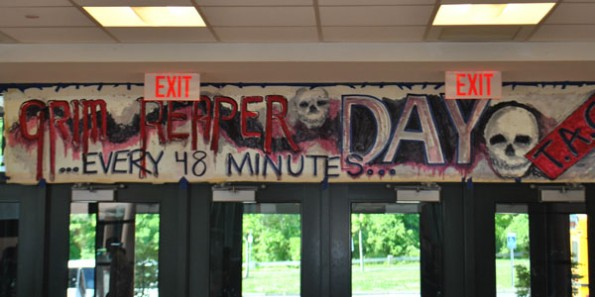 Grim Reaper Day in Photos