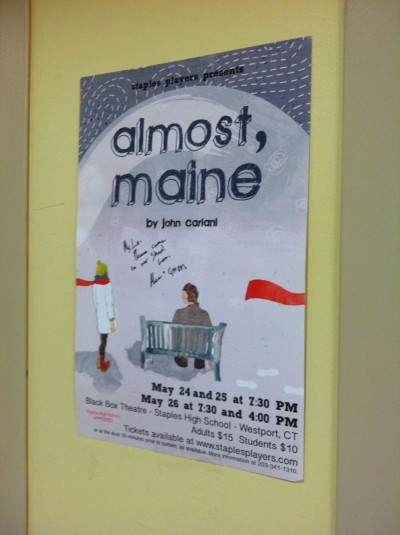 Almost, Maine Hits the Blackbox