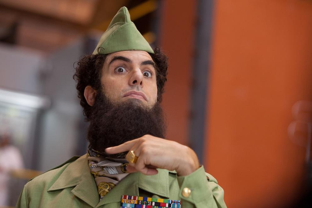 The Dictator: A Review