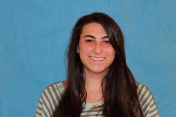 Elizabeth Camche, Graphics Editor