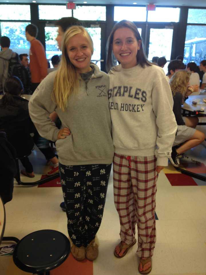 Sept. 19, 2012   Popular Pajama Day