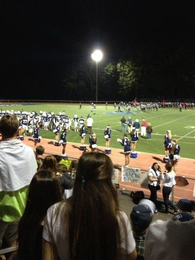 September 21, 2012 | Under the Lights Again