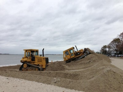 Westport Prepares for Sandy