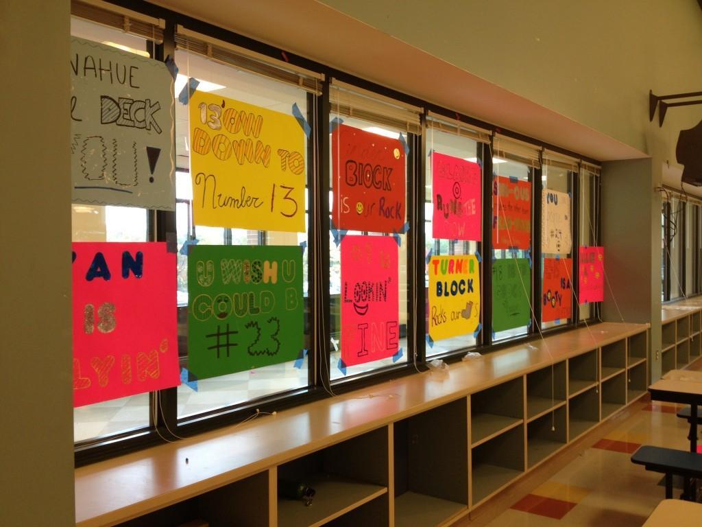 Oct. 25, 2012   Senior Day Spirit