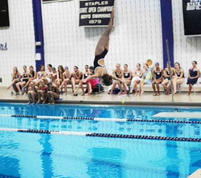 Makin a Splash: Girls Diving Strides Toward Success