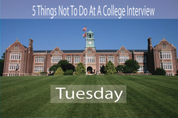 "The Most Stupid College Interview Responses: The ""Avoid The Answer With Another Question"""