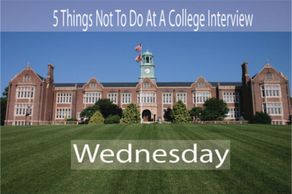 The Most Stupid College Interview Responses: The Threat