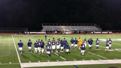 Varsity Boys Soccer Loses to Norwalk, 0-2