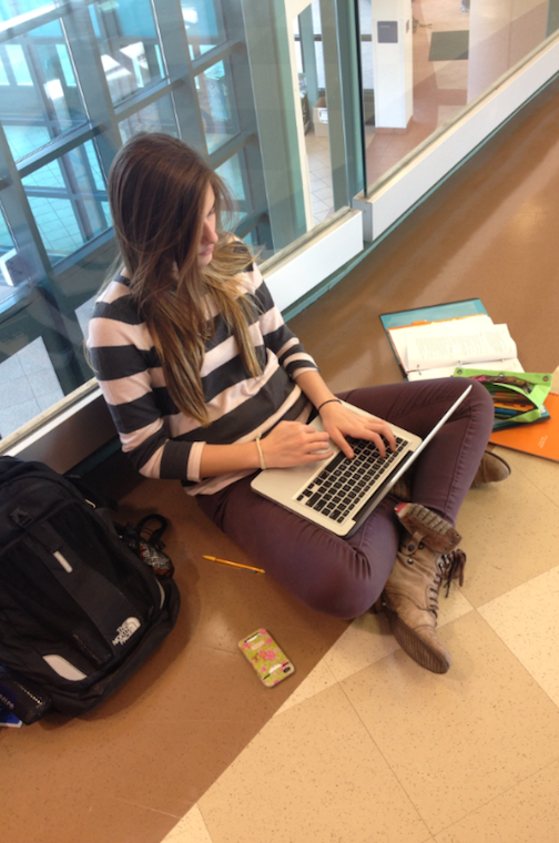 Nov. 5, 2012 | Students Get Back On Track