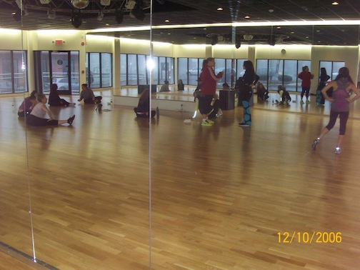 Dec. 2, 2012 | Early Morning Workout