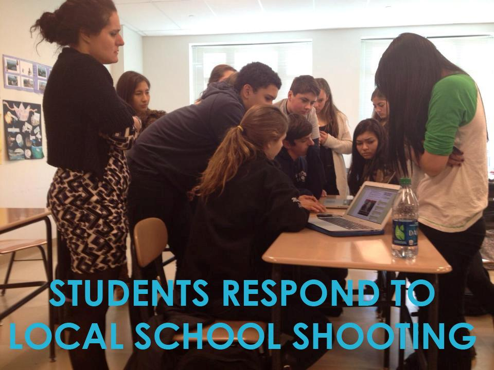 Staples Students React to Newtown Elementary School Shooting