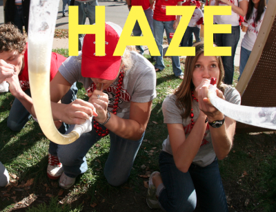 Film &#8220;Haze&#8221; Sends Powerful Message to Underclassmen