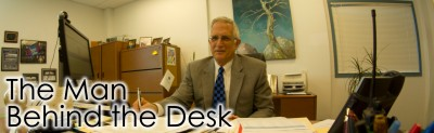 Q&A The Man Behind the Desk: Principal John Dodig