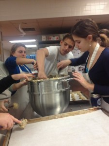 Dec. 18, 2012 | Baking With Love and Support