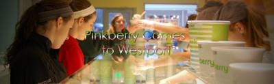 Pinkberry Comes to Westport