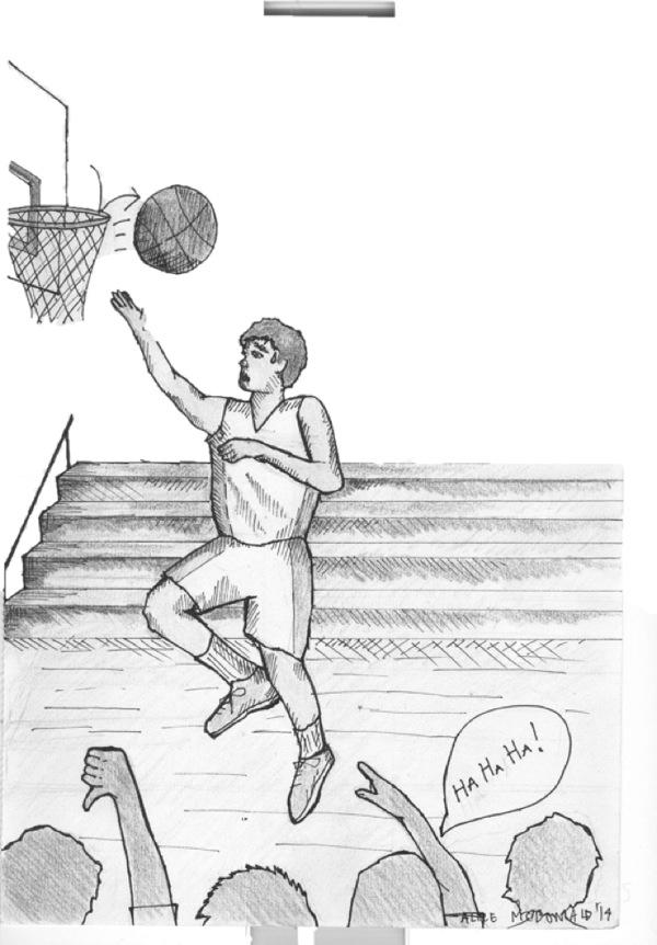 Airball! Athletic Ineptitude Can Teach an Important Lesson